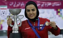 دو بانوی ایران در جمع 10 بازیکن برتر دنیا