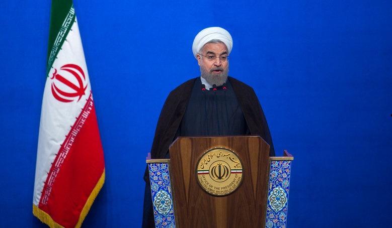 روحانی: وجود اختلاف در میان قوا و ارکان کشور توهم است؛ رهبری محور وحدت هستند/انتقاد از کارشکنی عربستان درباره حج