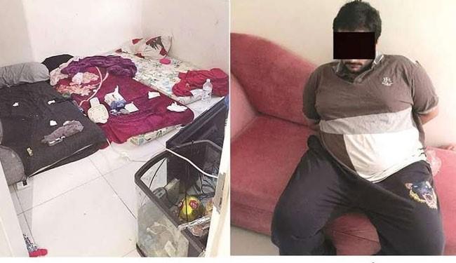 والدین معتاد دختر 4 ساله خود را منجمد کردند! +عکس