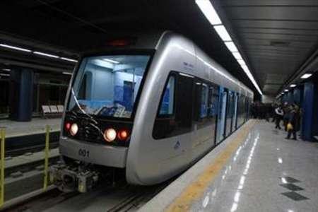 خط یک مترو تهران جمعه رایگان است
