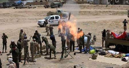 عامل انتحاری خود را در میان آوارگان عراقی منفجر کرد