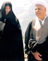 همسر آیتالله هاشمی در بیمارستان بستری شد