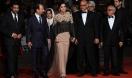 به بهانهی اکران فیلم «فروشنده» اصغر فرهادی، ساز علیزاده و آواز شجریان را به فرش قرمز آورد