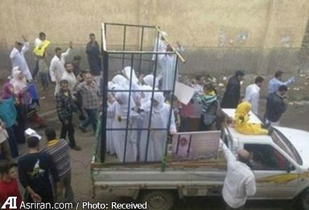 سوزاندن 19 زن بهخاطر عدم ارتباط جنسی با اعضای داعش+عکس
