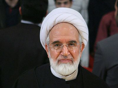 Image result for ‫مهدی کروبی‬‎