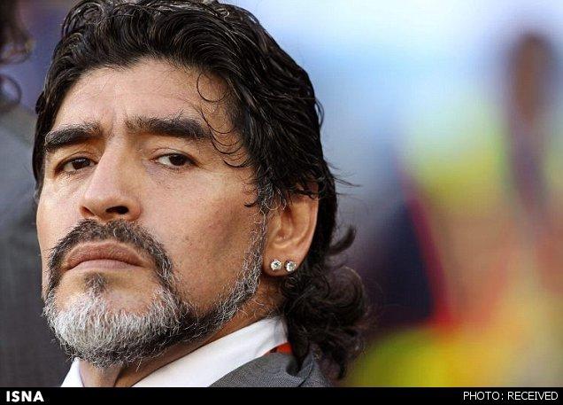 مارادونا: رونالدو وارث فوتبال است