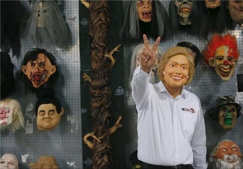 کاسبی چینیها با انتخابات ریاست جمهوری آمریکا +عکس