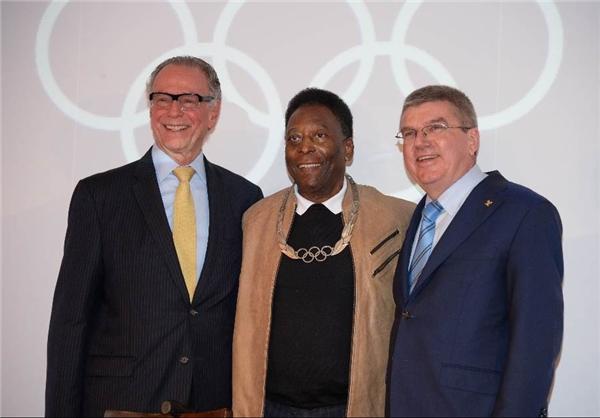 نشان افتخار برای باخ