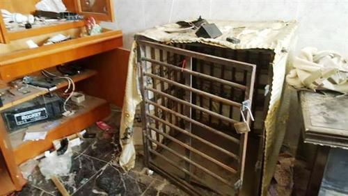 زندان مخوف داعش در فلوجه عراق +عکس