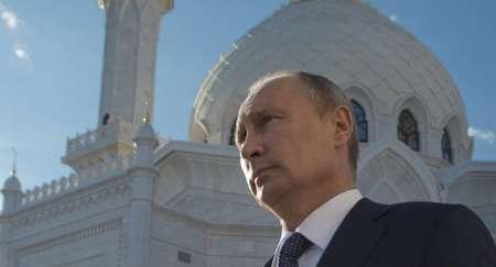 پوتین روسیه را متحد مسلمانان اعلام کرد