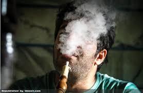 هر وعده مصرف قلیان معادل 100 نخ سیگار است
