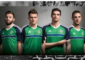 فهرست نهایی ایرلند شمالی برای یورو 2016