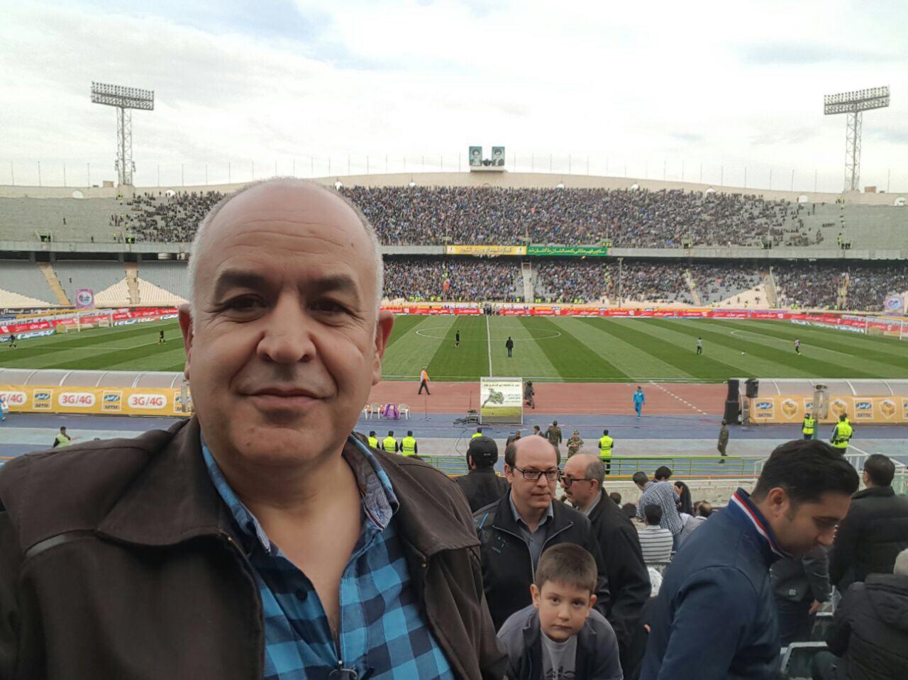 مردی که طارمی و رضاییان را به ترکیه برد +عکس