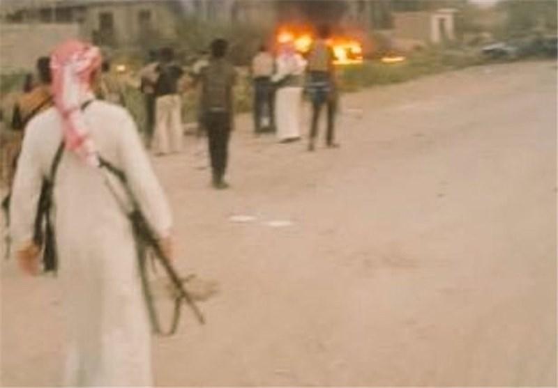 کشته شدن ۳۱۰ داعشی در غرب الرمادی عراق