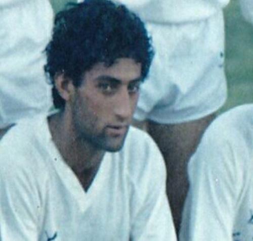 پدر فوتبالیست پیام صادقیان که اسیر نامردی فوتبال شد+تصویر