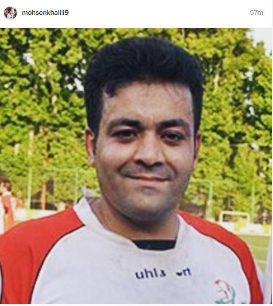 پست اینستاگرامی آقای گل سابق فوتبال به یاد خبرنگار فقید+عکس