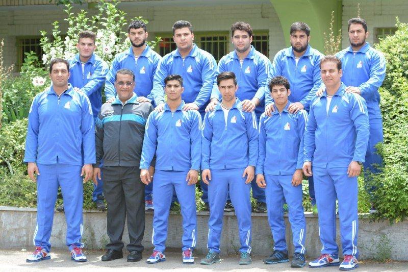 قهرمانی ایران در مسابقات وزنهبرداری جوانان جهان