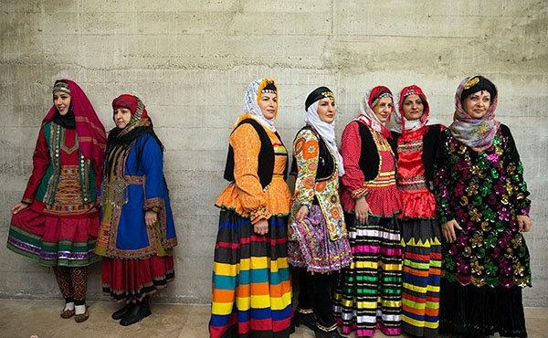 لباس سنتی زنان ایرانی چهشکلی بود؟+تصاویر  لباس سنتی زنان ایرانی چهشکلی بود؟ 83122 579
