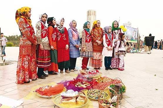 لباس سنتی زنان ایرانی چهشکلی بود؟+تصاویر  لباس سنتی زنان ایرانی چهشکلی بود؟ 83124 679