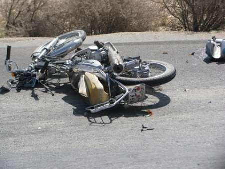 2 برادر در یک سانحه رانندگی در تکاب جان باختند