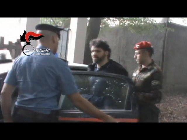 دستگیری سرکرده یکی از بزرگترین باندهای مافیایی ایتالیا+تصویر
