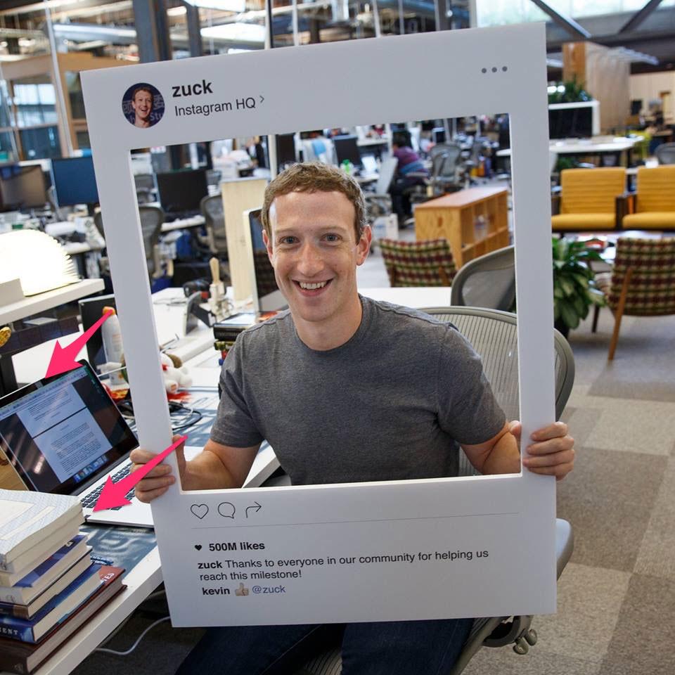 چرا مدیر فیسبوک دوربین و میکروفون لپتاپ خود را چسبکاری کرد+تصویر