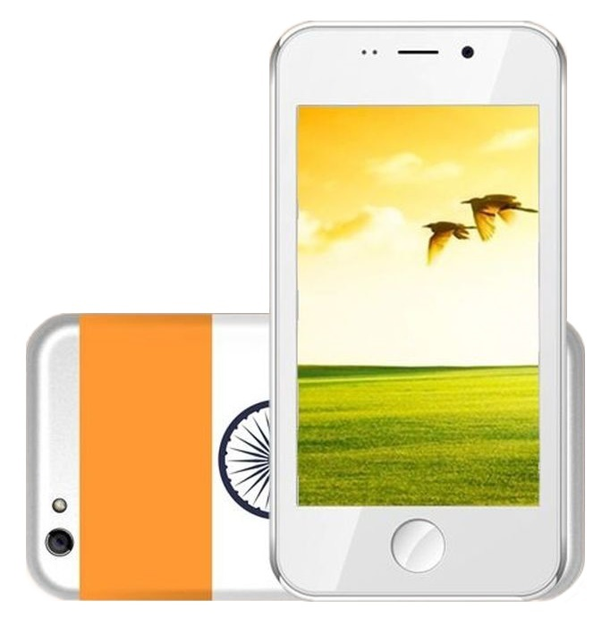 ارزانترین گوشی هوشمند جهان+تصاویر