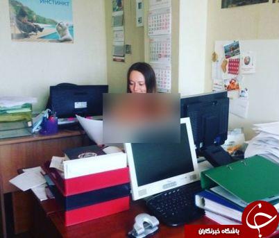 مردم بلاروس به درخواست رئیسجمهور در محل کار برهنه شدند! + تصاویر