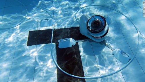 استفاده از رباتهای عکاس در المپیک +عکس
