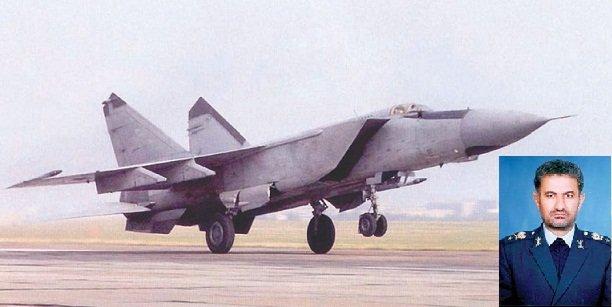 روایت انهدام نخستین جنگنده «میگ 25» بدست خلبان ایرانی+عکس