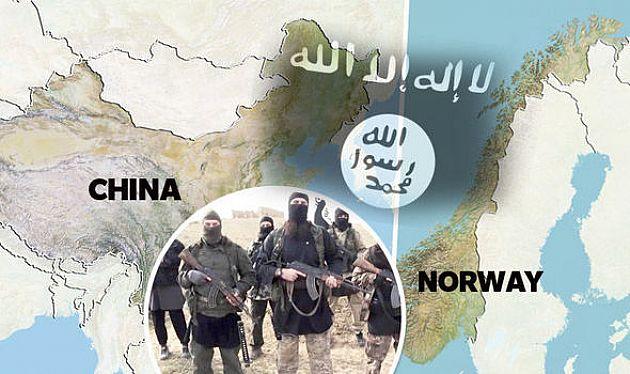 داعش در حال نابودی