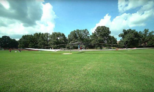 پرواز اولین بالگرد خورشیدی+تصاویر