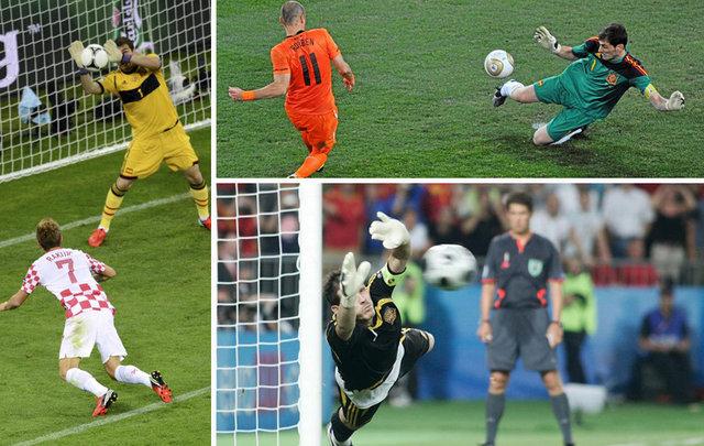 معجزههای کاسیاس در تیم ملی فوتبال اسپانیا+تصاویر