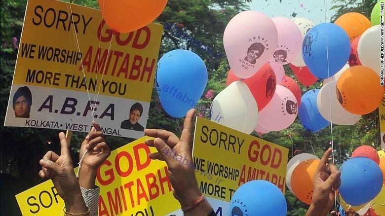 97803 658 - چرا هندیها عاشقانه «آمیتا باچان» را دوست دارند (عکس)