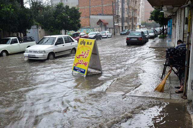 تداوم بارش باران و برف در مناطقی از کشور تا جمعه 5 آذر