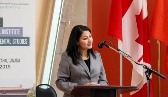 افشاگری درباره سفر دو سال پیش وزیر کانادایی به ایران/مریم منصف کیست؟