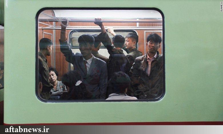 در متروی بسته ترین کشور جهان چه می گذرد؟ / به متروی کره شمالی خوش آمدید!