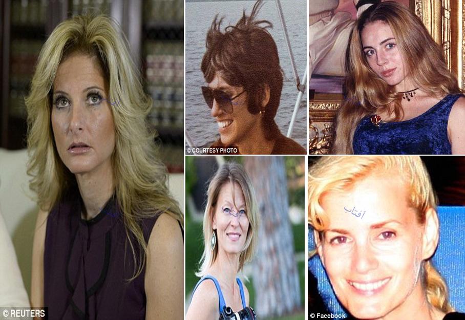 تمام زنانی که مدعیاند ترامپ به آنان تعرض کرده است+تصاویر