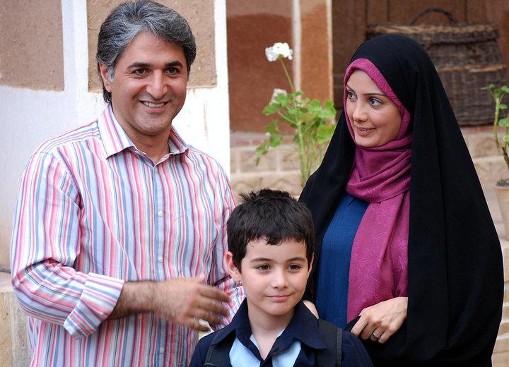 مهاجرت و کشف حجاب بازیگر زن ایرانی+عکس