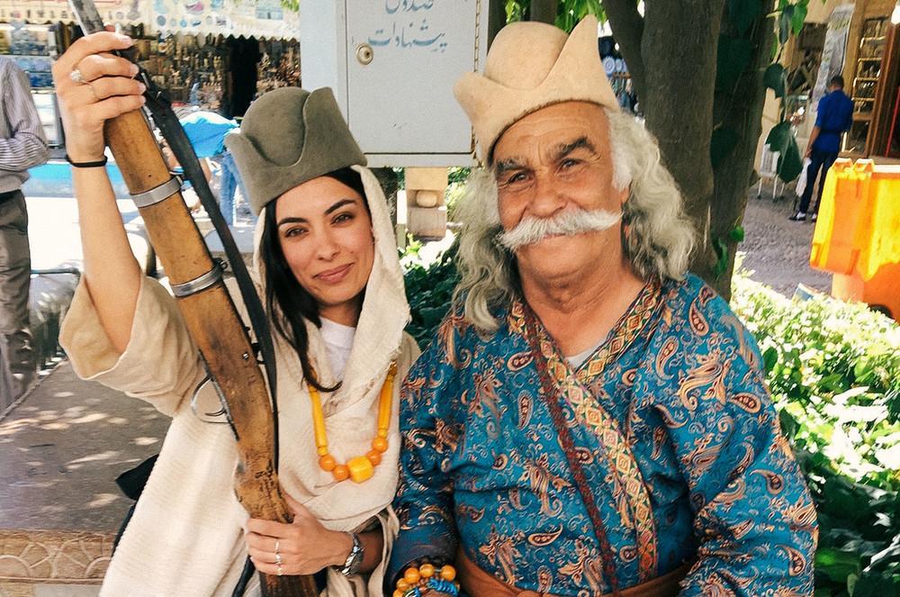از اسکیت پارک در تهران تا قطعهای از سوئیس در ایران+تصاویر