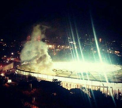 20 زخمی در 2 انفجار استانبول/ انفجار در نزدیکی استادیوم بشیکتاش/ اتوبوس پلیس، هدف انفجار +عکس