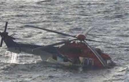 Afbeeldingsresultaat voor سانحه سقوط بالگرد امدادی