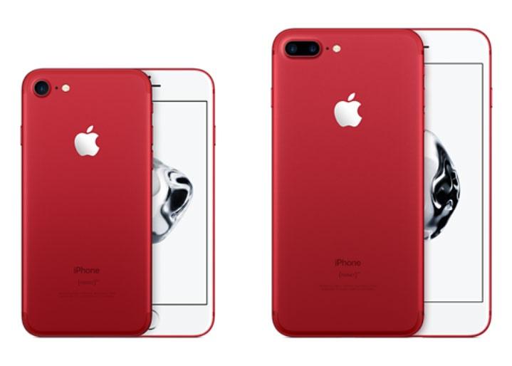 آپدیت محصولات اپل با آیفون قرمز و آیپد ۹٫۷ اینچی جدید+تصاویر