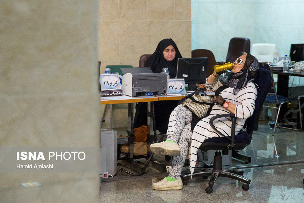 گزارش تصویری حواشی ثبت نام انتخابات ریاست جمهوری