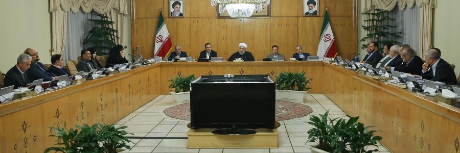 روحانی: ما ملت آزادی هستیم/اعتراض حق مردم است/انتقاد باید به گونهای باشد که منجر به بهترشدن شرایط شود