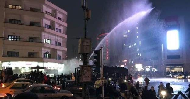 بازداشت ۲۰۰ نفر در اعتراضهای خیابانی دیروز/تدابیر امنیتی در خیابانها