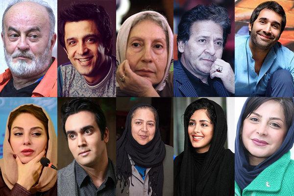 جمع نسلهای مختلف بازیگری در یک فیلم +عکس