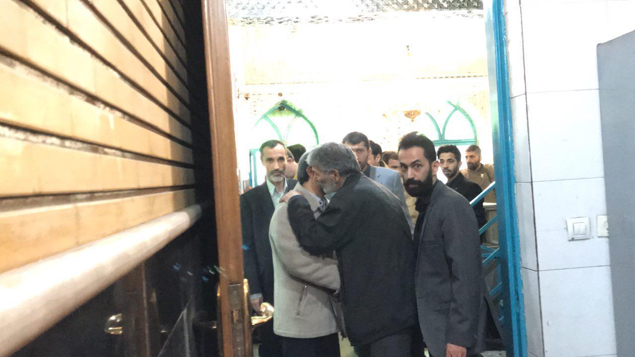 «حمایت از احمدینژاد تکلیف الهی بود»