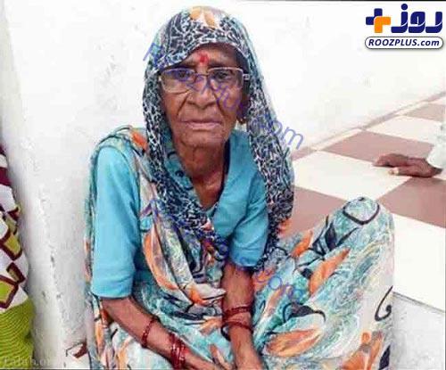 این زن 65 سال است که غذا نخورده+تصاویر