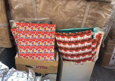 بستهبندی شیک تنباکوهای فاسد در زیرپلهای در جنوب تهران + عکس